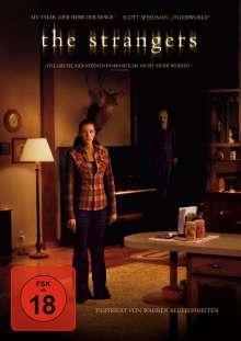 The Strangers (2008), DVD