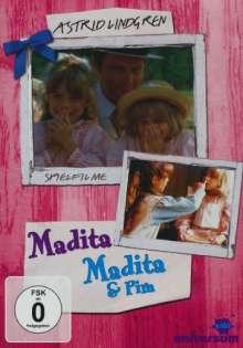 Madita / Madita & Pim, 2 DVDs