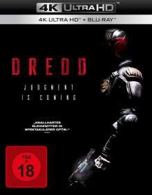 Dredd (Ultra HD Blu-ray & Blu-ray), 1 Ultra HD Blu-ray und 1 Blu-ray Disc
