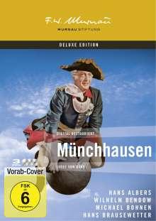Münchhausen, 3 DVDs