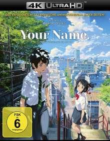 Your Name. - Gestern, heute und für immer (Ultra HD Blu-ray & Blu-ray), Ultra HD Blu-ray