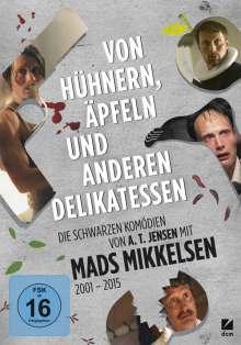 Von Hühnern, Äpfeln und anderen Delikatessen, 4 DVDs