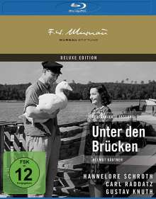 Unter den Brücken (Blu-ray), Blu-ray Disc