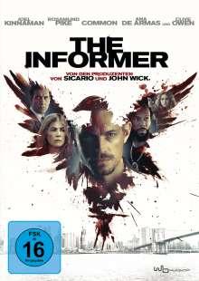The Informer (2019), DVD