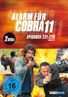Alarm für Cobra 11 Staffel 28, 2 DVDs