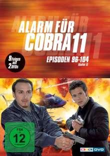 Alarm für Cobra 11 Staffel 12, 2 DVDs