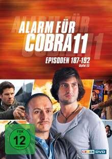 Alarm für Cobra 11 Staffel 23, 2 DVDs
