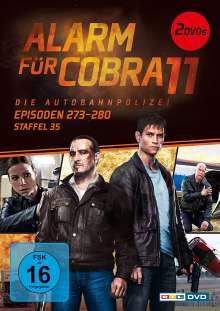 Alarm für Cobra 11 Staffel 35, 2 DVDs