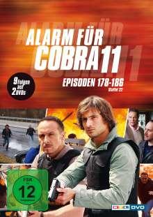 Alarm für Cobra 11 Staffel 22, 2 DVDs