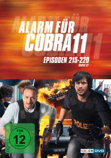 Alarm für Cobra 11 Staffel 27, DVD