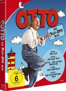 Die Otto Blu-ray Box (Blu-ray), 5 Blu-ray Discs