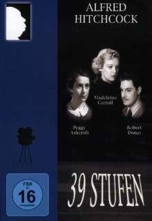 Die 39 Stufen (1935), DVD