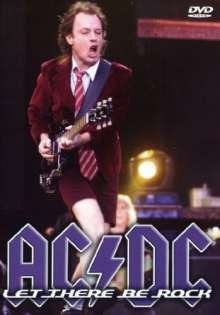 AC/DC: Let There Be Rock, DVD