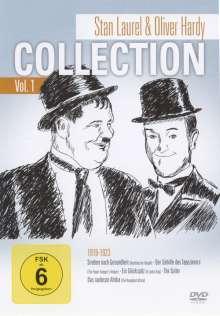 Stan Laurel & Oliver Hardy Collection Vol.1 (1919-1923), DVD