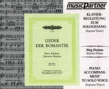 Lieder der Romantik für hohe Stimme, CD