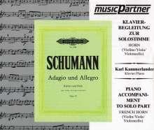 Schumann:Adagio & Allegro op.70 (Horn), CD