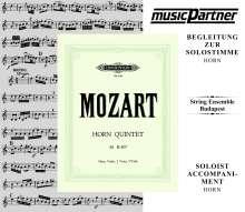 Mozart:Hornquintett KV 407, CD