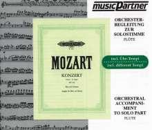 Mozart:Flötenkonzert KV 313, CD