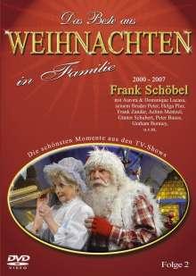 Frank Schöbel: Das Beste aus Weihnachten in Familie (Folge 2), DVD