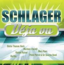 Schlager Deja Vu, CD