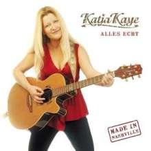 Katja Kaye: Alles echt, CD