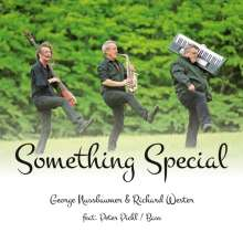 George Nussbaumer & Richard Wester: Something Special, CD
