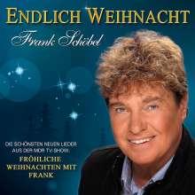 Frank Schöbel: Endlich Weihnacht: Fröhliche Weihnachten mit Frank Schöbel, CD