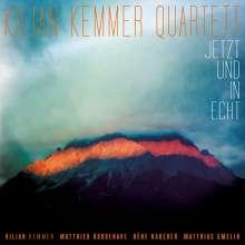 Kilian Kemmer: Jetzt und in echt, CD