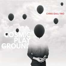 Chris Gall: Cosmic Playground, CD