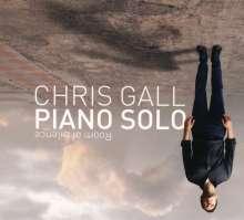 Chris Gall: Room Of Silence, CD