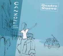 Quadro Nuevo: Canzone Della Strada, CD