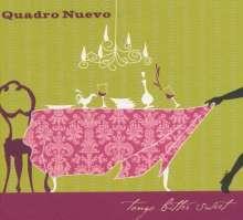 Quadro Nuevo: Tango Bitter Sweet, CD