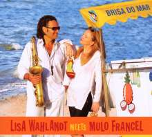 Lisa Wahlandt: Brisa Do Mar, CD