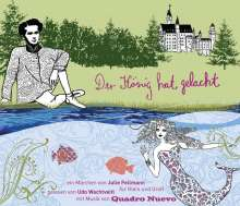 Quadro Nuevo: Der König hat gelacht: Ein musikalisches Märchen, CD