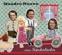 Quadro Nuevo: Schöne Kinderlieder, CD
