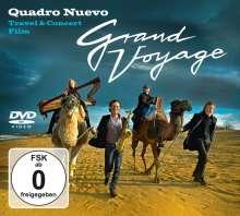 Quadro Nuevo: Grand Voyage: Travel & Concert Film, DVD