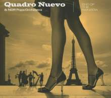 Quadro Nuevo: End Of The Rainbow, CD