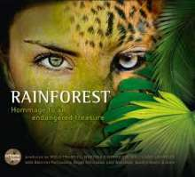 Rainforest: Hommage To An Endangered Treasure, CD