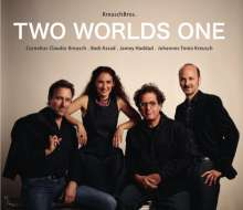 Kreusch Bros.: Two Worlds One, CD