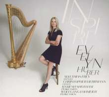 Evelyn Huber (geb. 1970): Inspire, CD