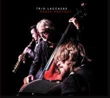 Trio Laccasax: Passe Partout, CD