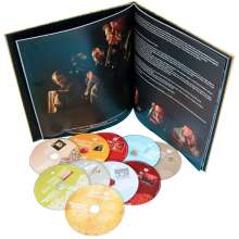 Quadro Nuevo: The Early Years (Earbook), 10 CDs