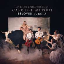 Café Del Mundo: Beloved Europa (180g), LP