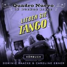 Quadro Nuevo: Lieben Sie Tango, CD