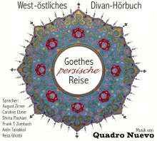 Goethes Persische Reise, CD