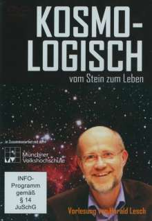 Kosmo-Logisch Teil 3: Vom Stein zum Leben, DVD