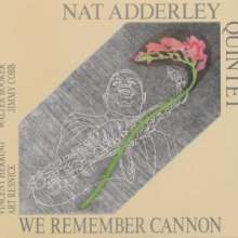 Nat Adderley (1931-2000): We Remember Cannon, 2 LPs