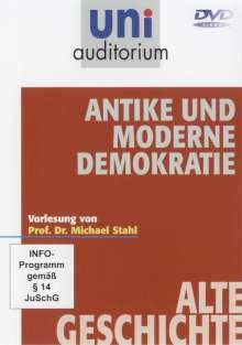 Alte Geschichte: Antike und moderne Demokratie, DVD