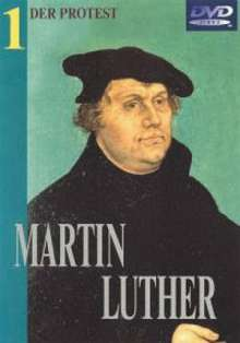 Martin Luther Vol.1-5, 5 DVDs