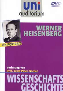 Wissenschaftsgeschichte: Werner Heisenberg, DVD
